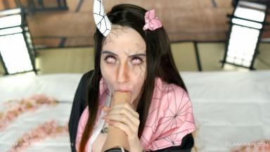 Lana Rain - Demon Slayer: POV Nezuko Loses Control