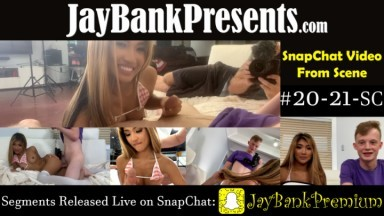 Jay Bank Presents - 20-21 SC Hot Ass Asian Slut