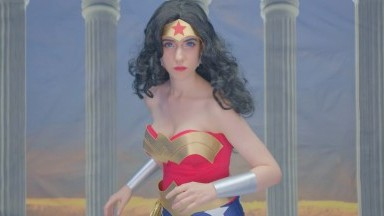 Lana Rain - Wonder Woman Uncovers Her Truth