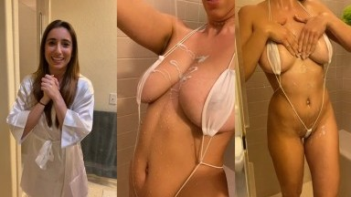 Christina Khalil - $100 Tier Slingkini Shower